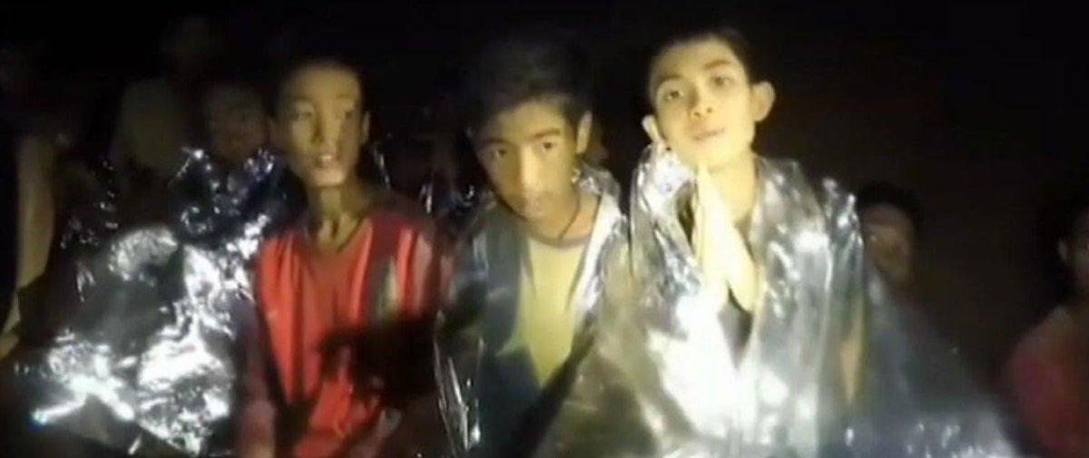 Meninos da Caverna: o grupo ainda pode correr risco de vida