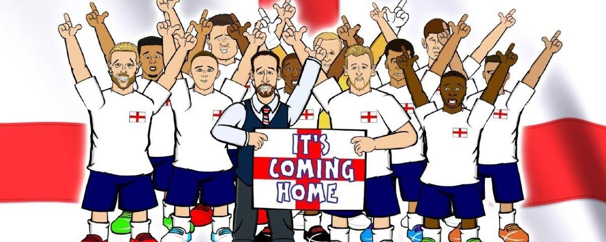 Copa 2018: você sabe a origem do grito inglês 'It's coming home'?