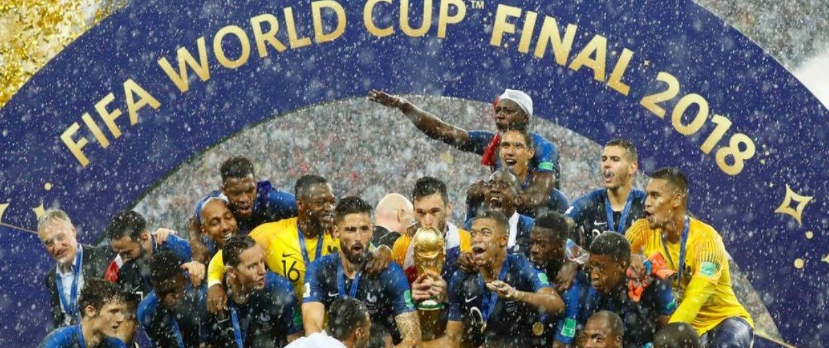 Copa do Mundo: veja as fotos de todas as finais do mundial de futebol