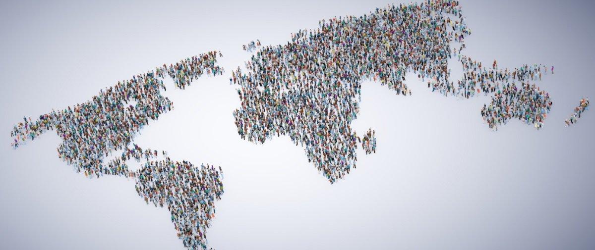 10 fatos fascinantes e aleatórios relacionados com a população mundial