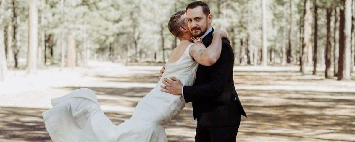 Esta foto de casamento tem uma história pra lá de divertida