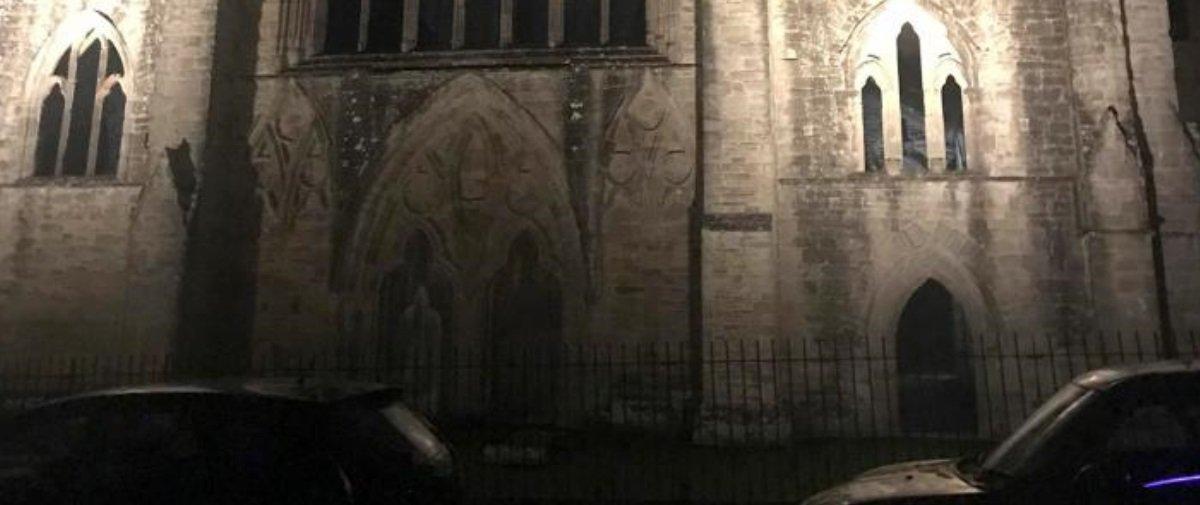 Jovem diz ter fotografado fantasma de monge em abadia do século 12