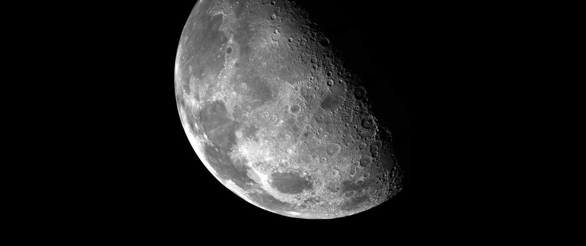 Confirmado! Cientistas identificam presença de gelo nos polos lunares