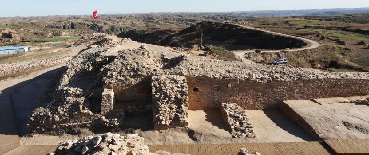 Descobriram uma cidade perdida com pirâmide e sacrifícios humanos na China