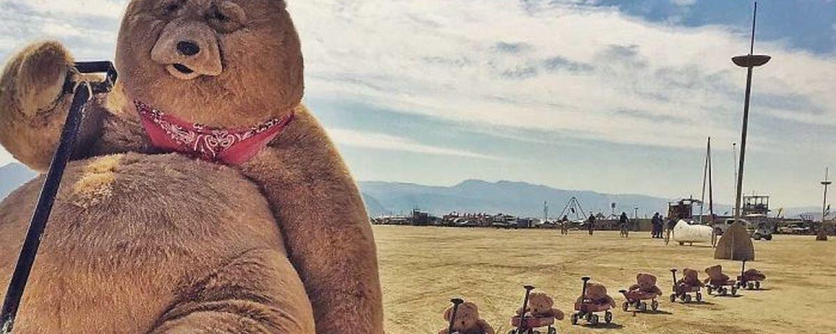 Burning Man 2018: confira 20 fotos do festival mais insano do mundo