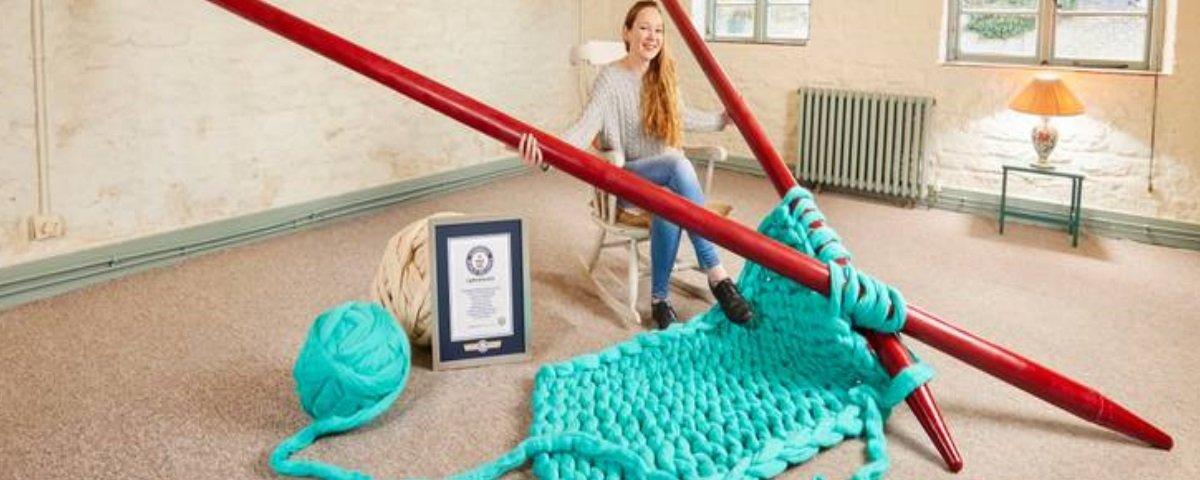 Mais 11 recordes bizarros que estão na nova edição do Guinness