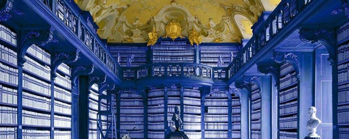 Deslumbre-se com 11 das bibliotecas mais incríveis do mundo