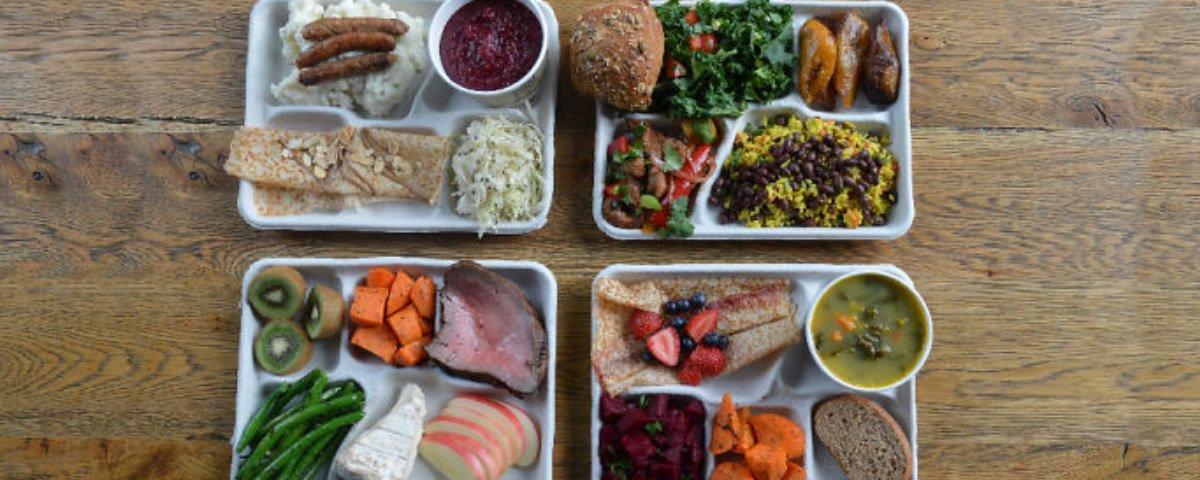 Série de fotos mostra o que crianças de 9 países comem na hora do almoço