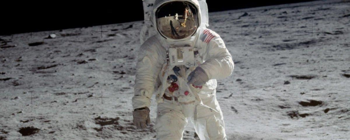 Esta teoria da conspiração sobre a ida do homem à Lua é bem pertinente