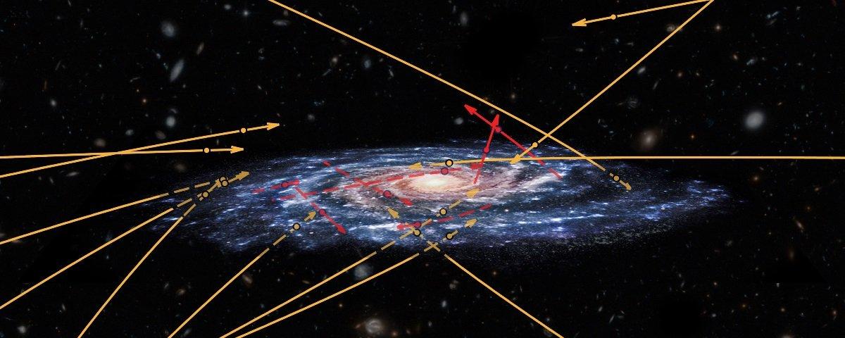 """Está rolando uma """"invasão"""" de estrelas hiper-rápidas na Via Láctea"""