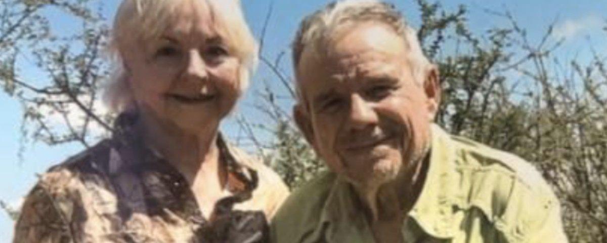 Este senhor pagou US$ 275 mil para matar um rinoceronte-negro