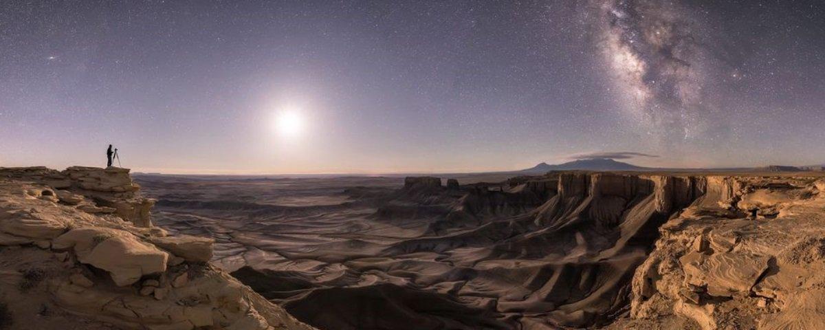 Conheça as imagens vencedoras de um concurso de fotografia astronômica