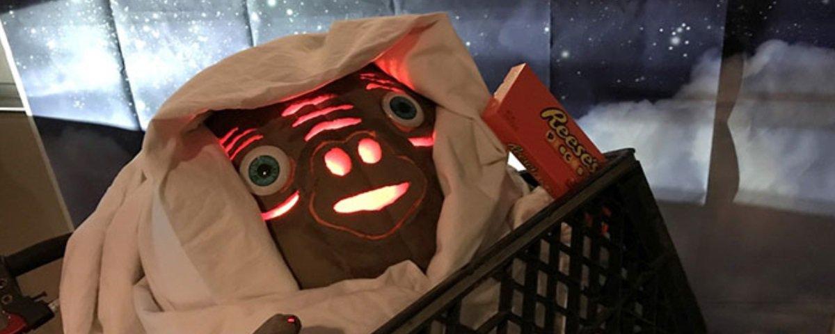 Você precisa ver as abóboras de Halloween criadas pelo pessoal da NASA!