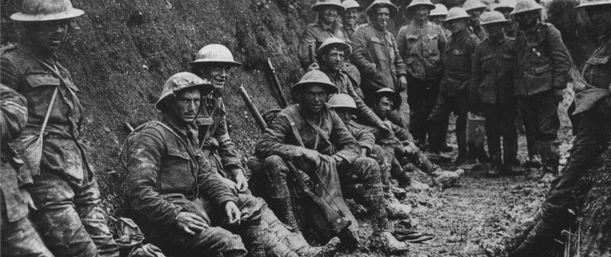 Espantoso: digitalizaram o som que marcou o fim da 1ª Guerra Mundial