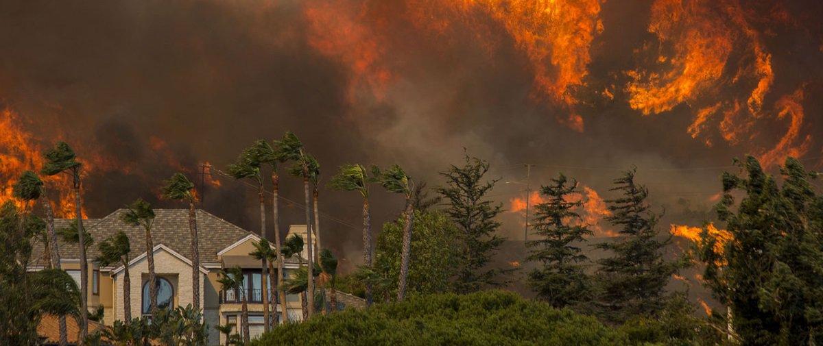 Califórnia em chamas: veja uma seleção de fotos assustadoras dos incêndios