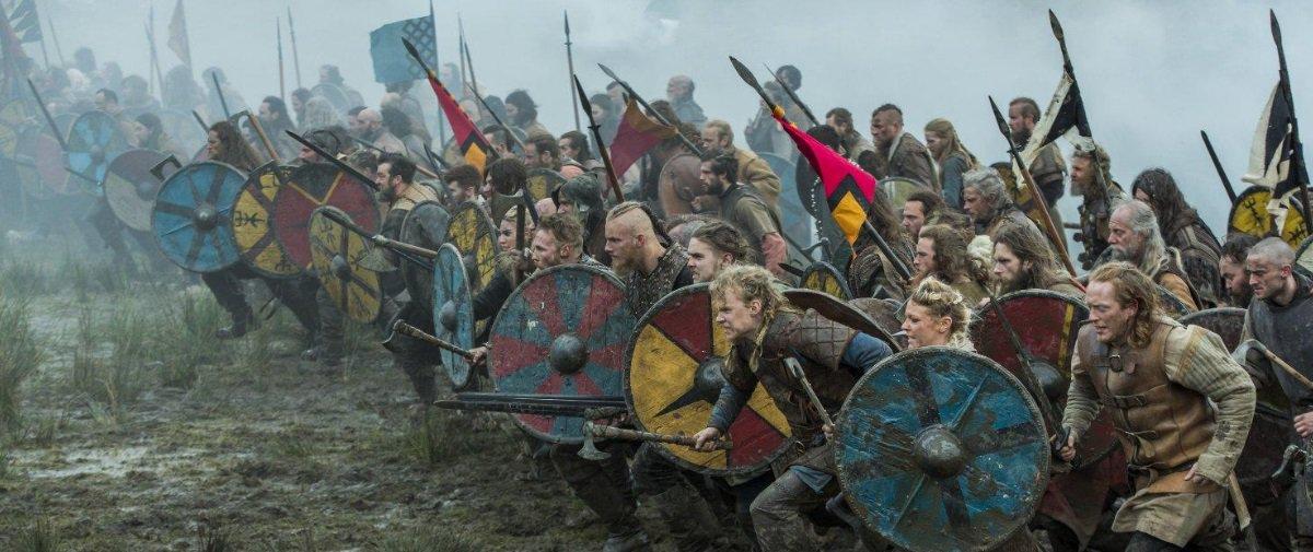 """Identificaram """"arma secreta"""" usada pelos vikings em sua expansão na Europa"""