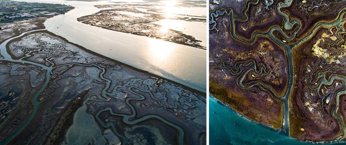 Fotos em ângulos ligeiramente distintos mostram importância da perspectiva