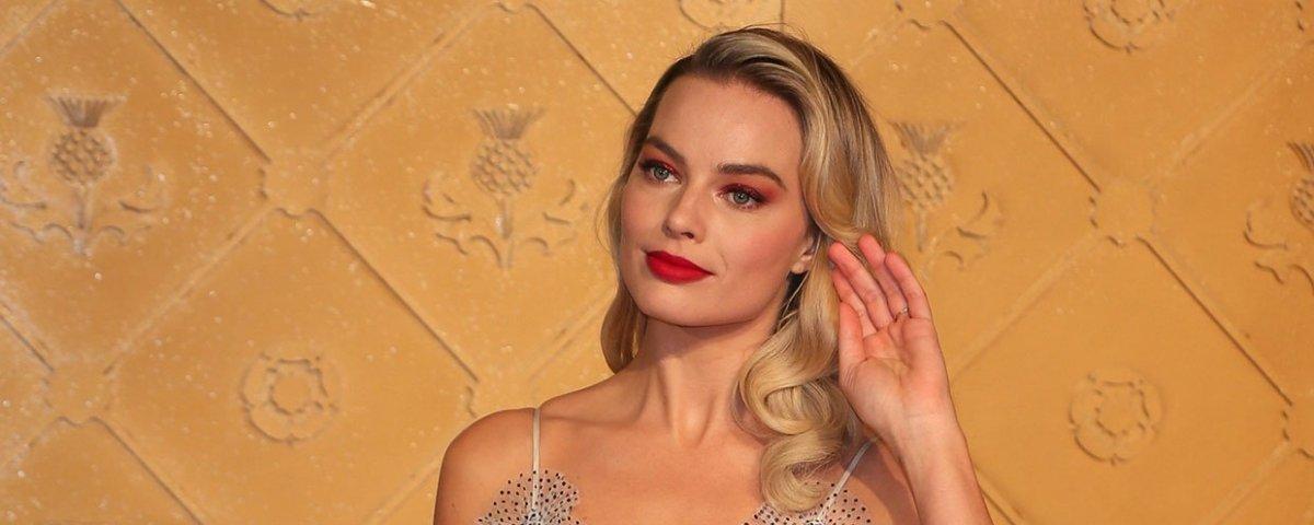 Barbie terá filme live-action e o rosto de Margot Robbie nos cinemas