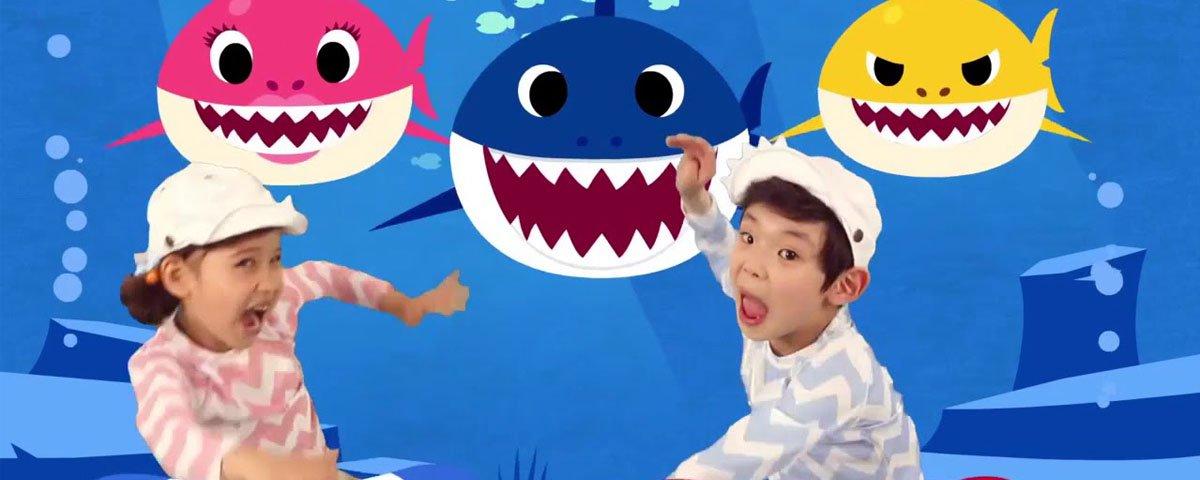 Baby Shark: o viral infantil que entrou na Hot 100 da Billboard