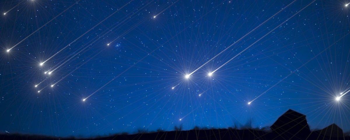 Tem Na Web - Fogos de artifício já eram: japonese criam chuva de meteoros de artificial