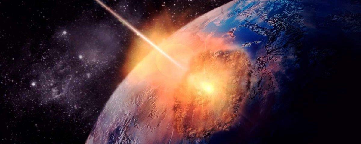 Tem Na Web - Eita! Asteroide gigante poderá colidir com a Terra dentro de 50 anos