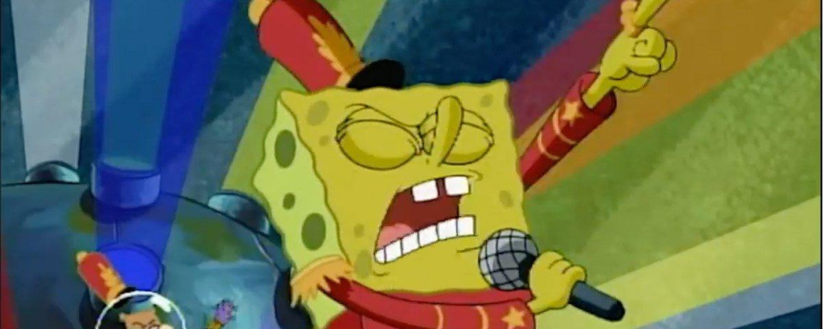 'Sweet Victory' do Bob Esponja pode ser tocado durante o show do Super Bowl