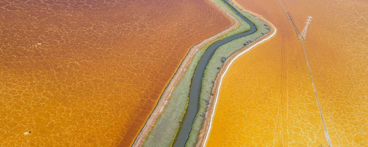 Série fotográfica captura a nossa incrível conexão com a água