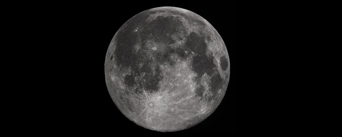 A Lua está encolhendo... Isso mesmo que você acabou de ler