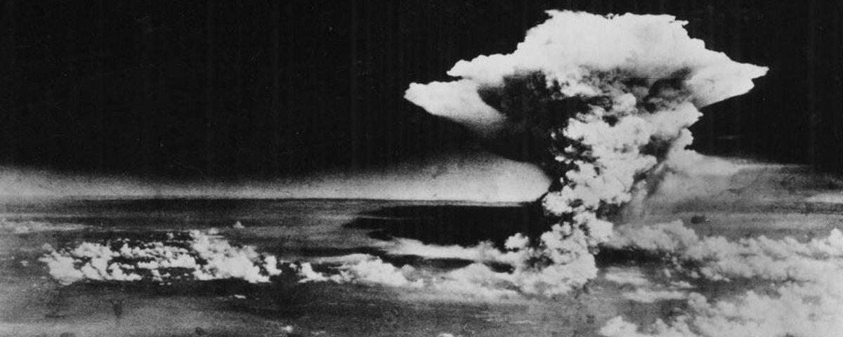 Explosão da bomba de Hiroshima fundiu pedaços da cidade com praias no Japão