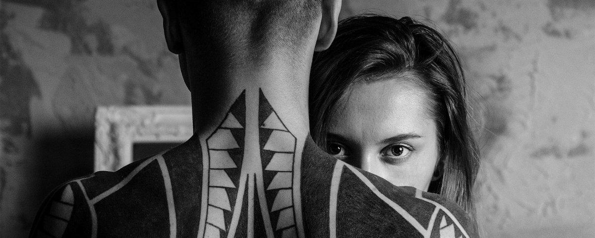 15 exemplos incríveis de tatuagens que se completam