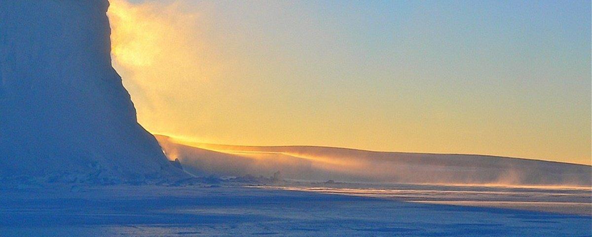 Cientistas encontram poeira espacial de supernova na Antártida