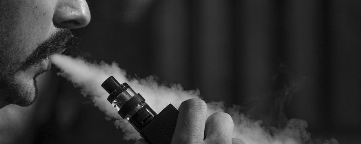 Uso de cigarro eletrônico pode estar ligado a doença pulmonar desconhecida
