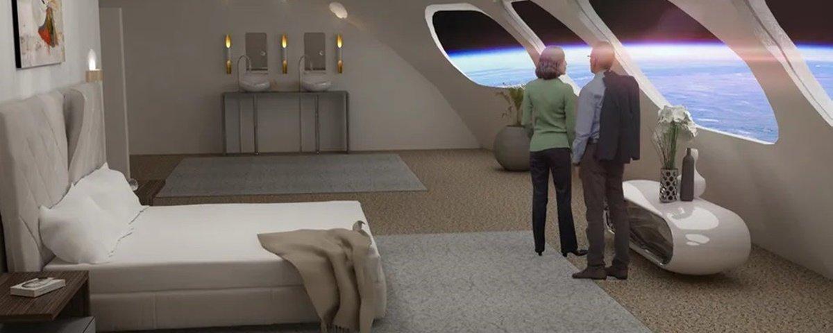 Férias no espaço? Em 2025 você poderá estar em órbita com a família
