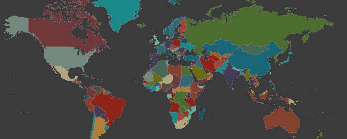 Você pode escutar línguas e sotaques do mundo inteiro nesse mapa interativo