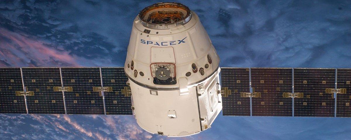 SpaceX tem novos planos para missões a Marte