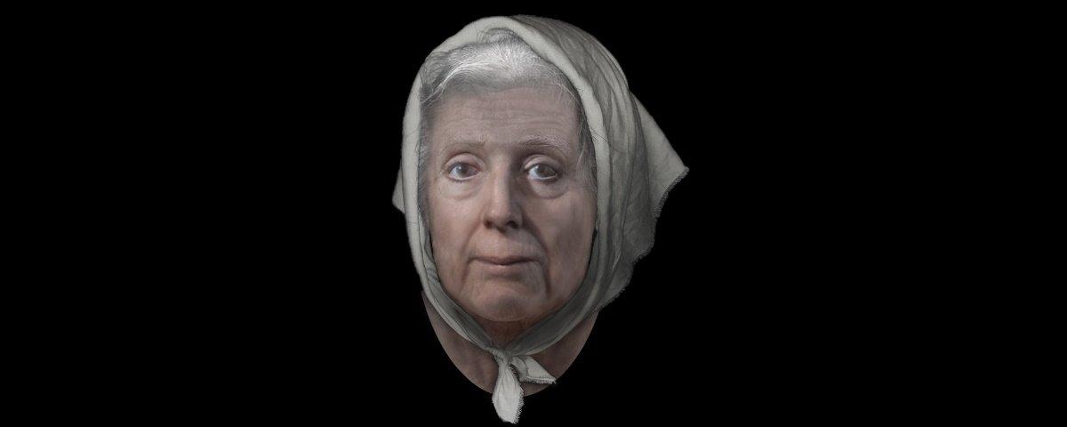 Ossada de 'bruxa' escocesa do século 18 é roubada de universidade