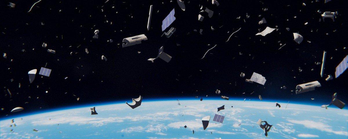 Órbita da Terra já acumula quase 20 mil detritos espaciais