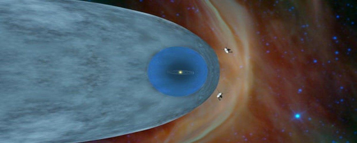 Após 40 anos, sonda Voyager 2 chega ao espaço interestelar