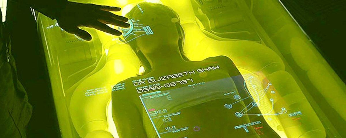 Humanos são colocados em estado de animação suspensa pela 1ª vez