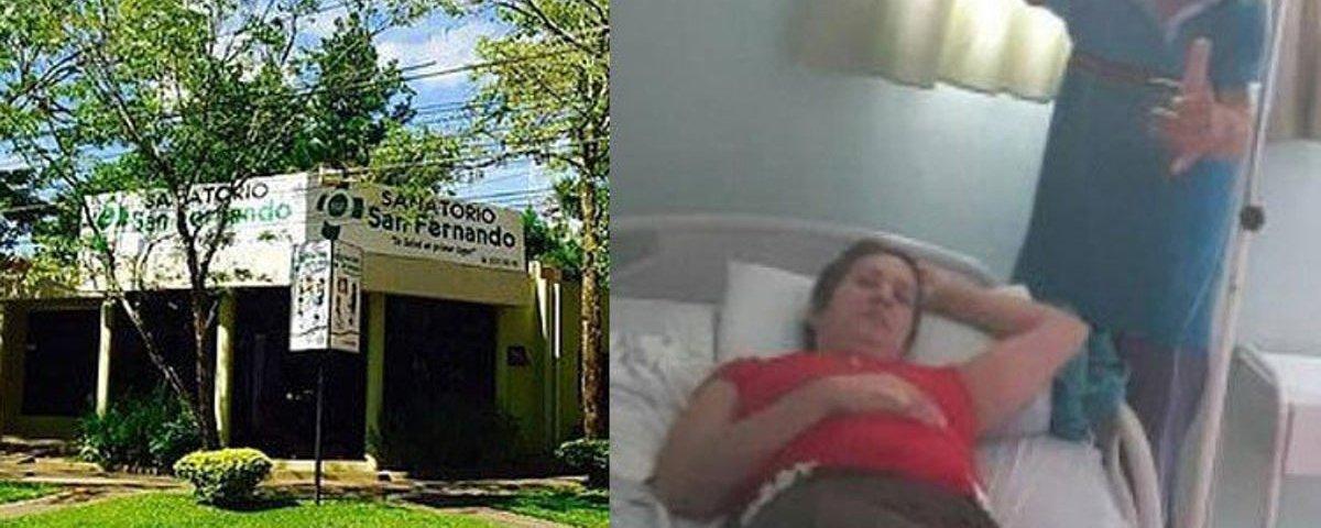 Mulher desperta em saco de cadáver após ser declarada morta