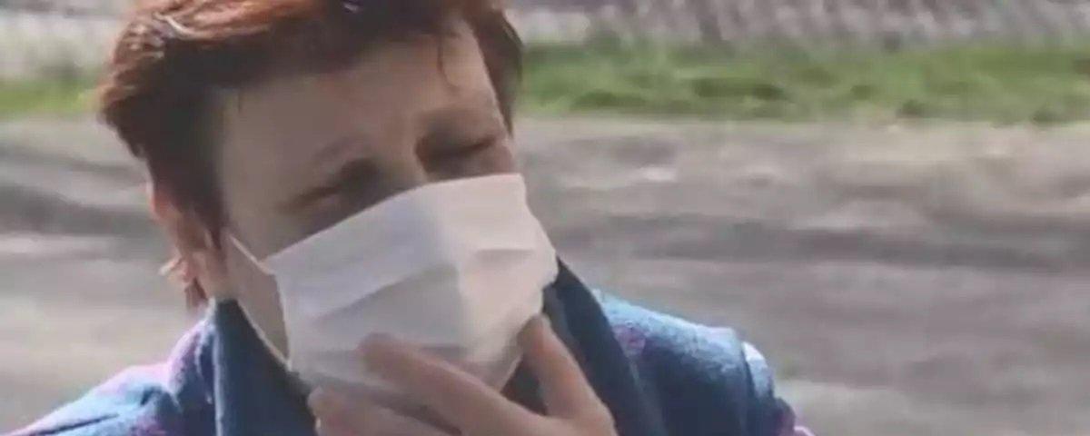 Após ser enterrada viva, mulher consegue se salvar na Ucrânia