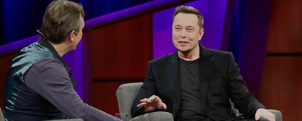 Elon Musk batiza seu filho de 'X Æ A-12'. Será que é verdade?