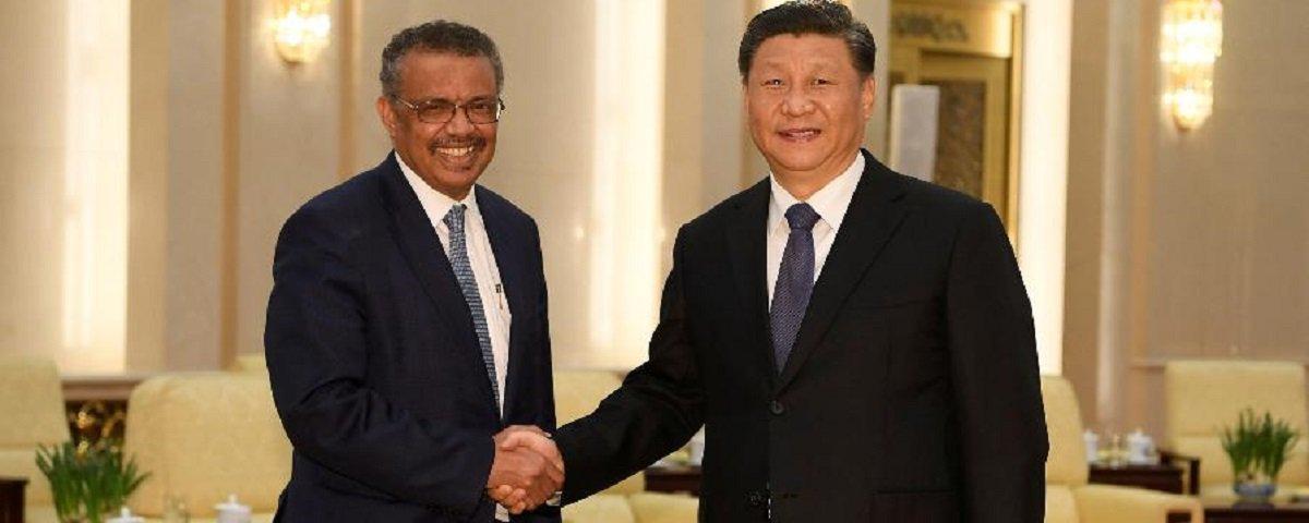 Presidente chinês afirma que vacina deverá ser um 'bem público'