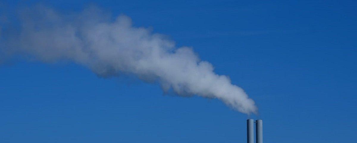 Com a quarentena, há queda de 17% na emissão de CO2 na atmosfera