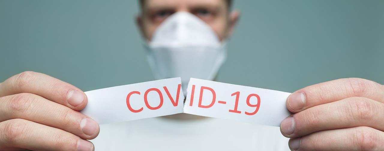 Brasil é o 2º país do mundo com mais curados da covid-19