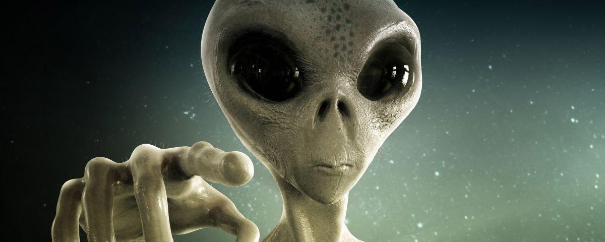 O que fazer caso você se encontre com um alienígena?