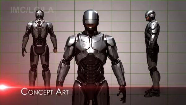 Quer saber como será o novo RoboCop? [galeria]