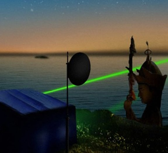 Cientistas batem recorde de teletransporte quântico