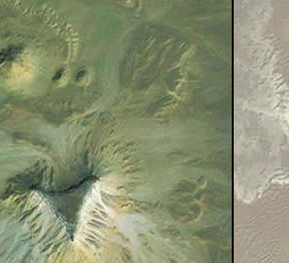 Google Earth pode ter localizado pirâmides perdidas no Egito