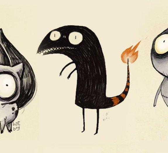 Pokemóns criados por Tim Burton seriam bizarros